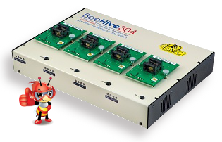 Beehive304 production programmer