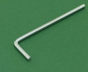 Hex assembly key