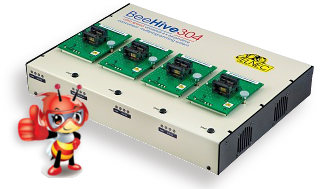 BeeHive304 device programmer