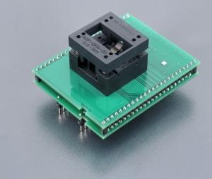 DIL48/QFN20-5 ZIF STM32 | Programming adapter | Elnec