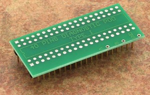40 Pins Diagnostic pod - Type I
